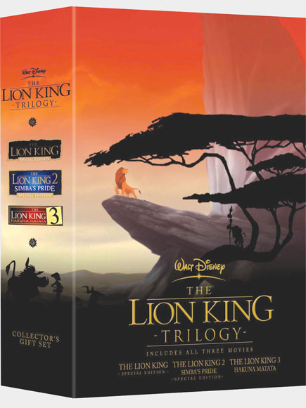 lion king 2 movie english