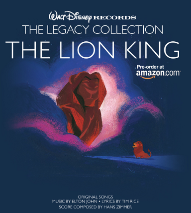 Lion King Legacy Collection