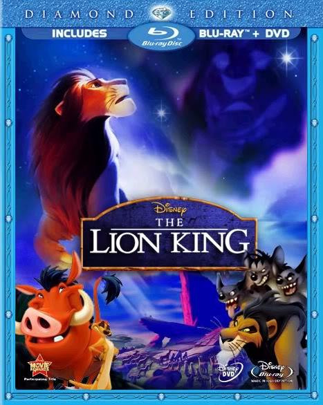 Simba The Lion King