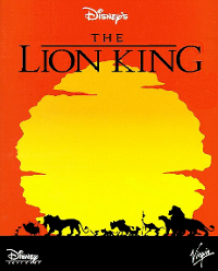 The Lion King Game 1994