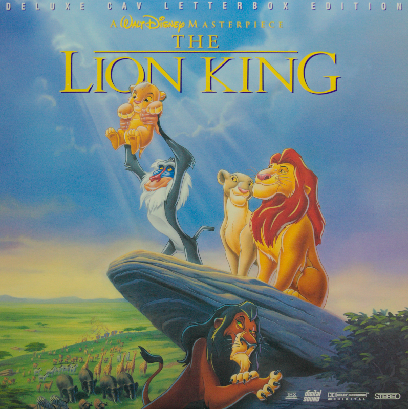 The lion king cartoon full movie in english